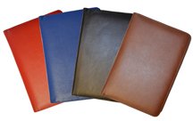 News Leather Notebooks